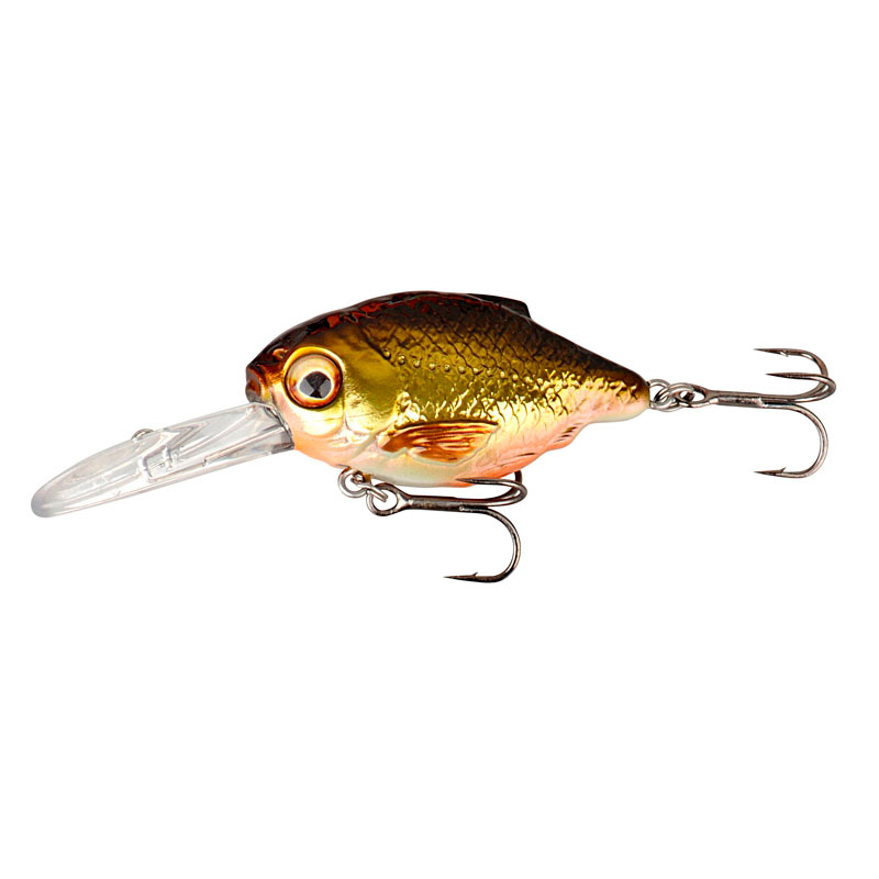 Приманка Savage Gear 3D Crucian Crank 46 SF-SR