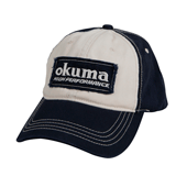 Кепка Okuma Full Back Two Tone Blue Patch