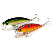 Воблер Lucky Craft Bevy Minnow 45 SP