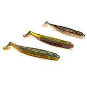 "Силиконовая приманка Big Bite Baits Cane Thumper 3,5"" (88мм)"