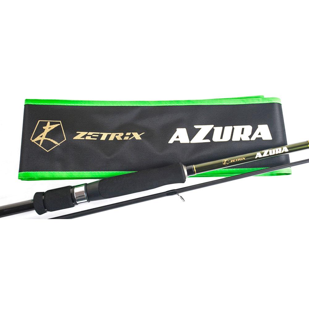 Обзор спиннингов Zetrix Azura
