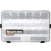 Коробка для приманок Savage Gear Waterproof WPB Box nbr. 9, 35.5x23x9.2см