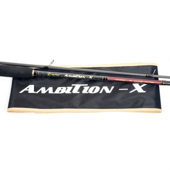 Спиннинг Zetrix Ambition-X AXS-802HH, 244 см, 25-80 гр